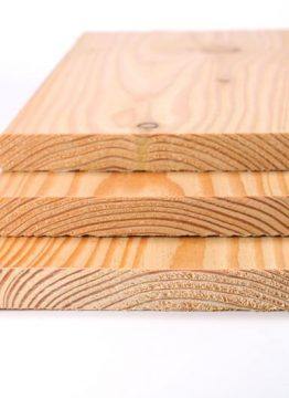 Lariks Douglas hout